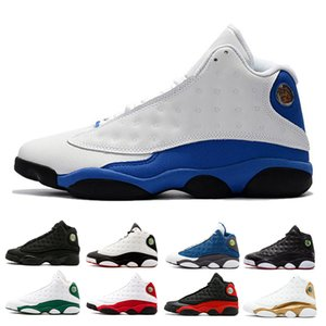 2019 new Basketball Shoes 13 Hyper Royal Cheap Sneaker Shoes new design History of Flight Low Chutney Low Pure Money 13s discount sport