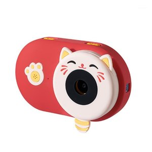 Children Camera Toy 9 Languages Supporte TF Card 1080P Digital Video Photo Recorder Kids Educational Student Birthday Gift1