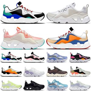 2021 Nike RYZ 365 Fashion Mens Womens Shoes Shoes Shoes Spurce Aura Tutti Nero Bianco Ambientazione esterna Autostrani Scarpe da ginnastica Sneakers sportivi