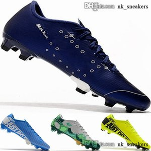 football boots size us shoes youth 5 mens scarpe women Vapores zapatos tripler black men ag eur fg 12 cr7 46 Mercurial 13 soccer cleats 35