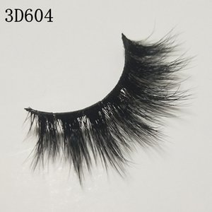 UPS Free Shipping 300pair Mink Eyelashes 3D Mink Lashes Thick HandMade Full Strip Lashes Cruelty Free Luxury Makeup Dramatic Las