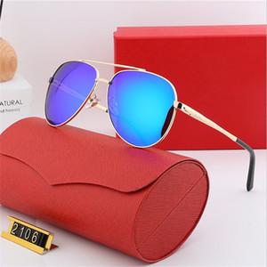 2020 Moda Esportes Preto Búfalo Chifre Óculos Homens Lentes Quadradas Modelo Moldura Óculos De Meios De Mulheres Rimless Óculos De Sol com Caixas Lunettes
