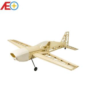 New Version Laser Cut Balsa Kit Balsawood Airplane Model Building (Gas Power Electric Power) WOOD PLANE RC LJ201210