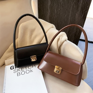 In 2020 a fashionable handbag bag made of baguette with simple texture was released in South Korea