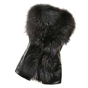 Women Wool Blends Vest Jacket Sleeveless Winter jumper clothing vestidos Body Warm Coat Waistcoat Outwear fashion Pretty Coat