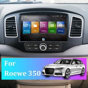 Para Roewe 350 Coche GPS Navigator Android 10 Último mapa Sat NavCar Navigation FM Radio Truck Audio Video Player MP5