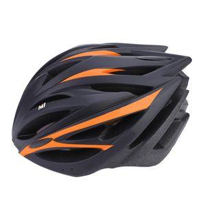 En plein air unisexe Casque de vélo Led coupe-vent Lunettes VTT Casque de vélo ultraléger Sport sécurité routière VTT