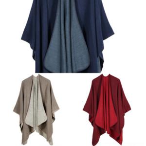 OIPH женские шарфы повседневные повседневные новости меховой шарф шарф SHL сплошной цветной печати шарф моды ретро многоцелевой шал шал шарф