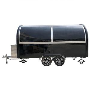 Imbisswagen-Anhänger-Verkaufsanhänger
