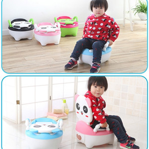 Safety Kids Children Baby Toddler Toilet Training Potty Trainer Seat Chair Urinal Pee Trainer Baby Potties LJ201110