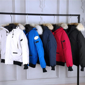 Top Designer Mens Womens Down Parkas Clothing Yellow Red Blue Black Pink Sports Wholesale Athletic Coats Size XS-XXL