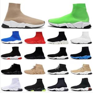 2021 Chaussettes de sport pas cher Chaussures de sport Femme Mens Casual Chaussures Tripler Étoile Vintage Graffiti Sneakers Chaussettes Bottes Bottes Sneakers Plate-forme Chaussures