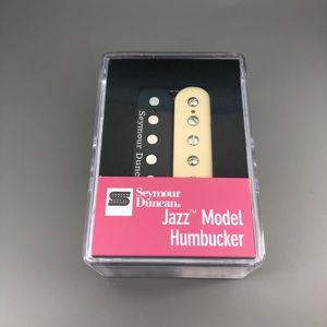 Seymour Duncan SH-2 Neck Humbucker Guitarra Pastillas Alnico 5 Imán cera en maceta 4 cables de la bobina dividida disponible