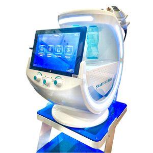Portable Hydra Face Skincare Intelligent Machine - skin Dermabrasion Resurfacing Face deep cleaning BIO Hydra Microdermabrasion machine