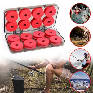 16 part foam coil consultation line fishing tree coil box red practical equipment fishing box suction box