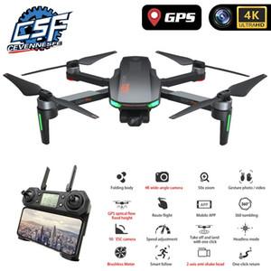 2020 NEW 120 grados de ángulo ancho HD, 4K píxeles GPS aviones no tripulados con la cámara de 2 ejes Profesional Dron Quadrocopter VS PRO SG906 FIMI Zino