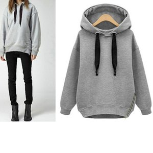 Sweatshirts Women Autumn White Women's Gown With A Hood Hoodies Ladies Long Sleeve Casual Hooded Pullover Clothes Sweatshirt