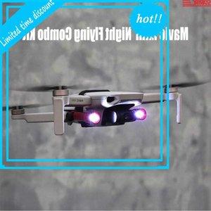 StarTRC 2 noche Flying Combo Extension Kit Easy Llevar con iluminación LED para DJI MAVIC Mini Drone Accessories