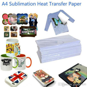 100 Sheets A4 size Sublimation heat transfer paper,100gsm paper,usage in Clothing,T-shirt, Cup,Pillow etc