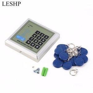 RFID KeyPad Door Access Account Sistema Kit Elétrico Bloqueio de Porta Elétrica Magnética + 10 Pcs Key FOBS Full Set1
