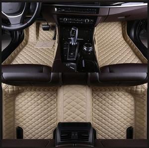 Ordinazione di lusso adatto a 2007-2021 piano Lincoln Navigator continentale MKC MKT MKS MKX MKZ auto stuoie stuoie 12 colori per pavimenti