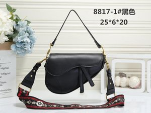 Saddle Oblique Clutch Luxury Brands D Handbag Women Shoulder Bags Crossbody Messenger Bags saddle bags Wallet