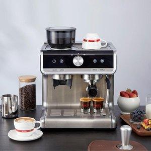 Кофемашина для эспрессо Barsetto Bae01 с измельчительными кофеварками для кофеварка с коммерческим насосом 15 бар