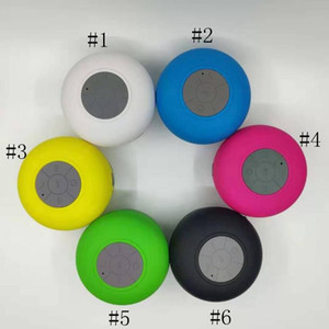 Bluetooth Speaker impermeabile Mini portatile doccia subwoofer wireless con succhiano il vivavoce altoparlanti elementi della novità Small Car Speaker ZCGY144
