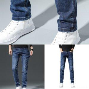 qnUtj Fashion luxury Men Jeans Design Slim Destroyed Biker For jeans Designer Stretch disel Jeans