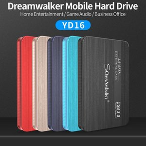 External Hard Drive 2.5 Portable Hard Drive HD Externo 1 TB 2 TB USB3.0 storage,