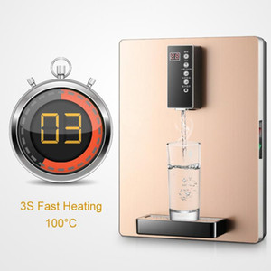 Electric Hot Warm Icy Water Dispenser 220V 2000W Drinking Fountain Household Office Automatic Water Cooler Heater 3s Fast heat