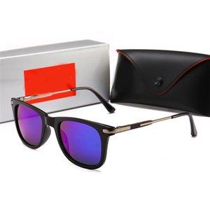 2021 Sommer Beliebte Frauen Com0e Sonnenbrillen Gemischt Neue Art UV-Rahmen Sonnenbrillen Qualität Vollmode Top Square Box1 Schutz mit Col Choi