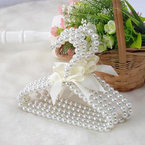 Acciaio inox acciaio inossidabile Appendiabiti perla artificiale decorare squisito abiti manuali rack cani gatto originalità stand nuovo arrivo 3 8CA F2