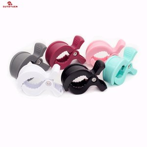 Baby Stroller Pegs to Hook Muslin Blanket and Toys Car Seat Cover Clips Pram Toy Holder Blanket Clamp Buggy Accessory 6 Pcs lot