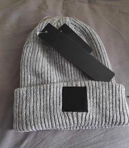 Mode unisexe printemps chapeaux d'hiver pour les femmes hommes Bonnet tricoté laine Hat Homme Bonnet en tricot de qualité supérieure Beanies hip-hop Gorro Thicken chaudes Cap