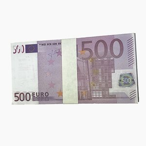5Direct selling game token imitation euro Sterling dollar counterfeit note toy 500 euro film and television props old practice notes 100