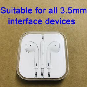 7. nesil orijinal çip OEM ambalaj Kulaklık Yüksek kaliteli Typec 3.5mm Oyun Kulaklık Mikrofon Kablolu Kulaklık kulaklıklar