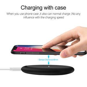 Зарядное устройство ци приемник для Nokia 1 2 3 5 6 7 8 9 6.1 плюс X6 Беспроводная зарядка Pad для мобильных телефонов