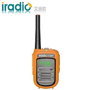 2020 NEW Wholesale iradio CP-168 Walkie Talkie Kids Two Way Radio CE FCC Mini walkie talkie ham radio PMR FRS1
