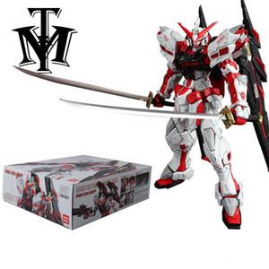 Аниме Mobile Suit Gundam 8807 Дабан игрушки MG 1/100 MBF-P02M Red Seed Astray Рама КУРТКА Соберите фигурку Fighting Robot 1008
