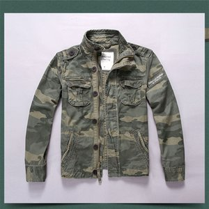 Autumn And Winter Men Clothing Cotton Camouflage Military Tactical Jacket High Quality Outdoor Camping Hiking Jacket S-XXL Size 201114