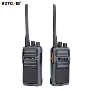 RETEVIS RB617 PMR Walkie Talkie 2pcs 4400mAh Large Battery Type-C USB Charging Two-way Radio Comunicador FRS RB17 Walkie-Talkies1