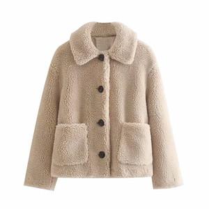 357-75-9292 Europäische und amerikanische Wind MS New Fleece Jacken 201026