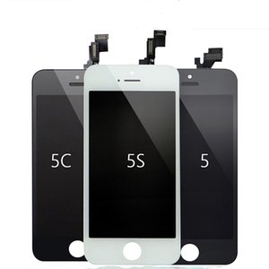 LCD Display For iPhone 5 5S 5C 5SE Touch Screen Digitizer Assembly Replacement LCD Touch Panel 100% Tested