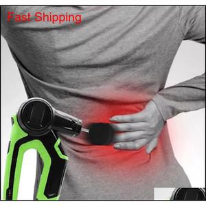 6pcs set Fasciagun Accessories Mas Adapter Muscle Relaxation Ball Tool Deep Tissue Trigger Po qylakT home2006