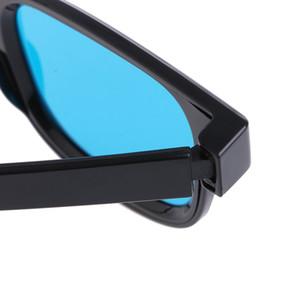 ALSTON Universale Rosso e Blu Lens anaglifi 3D Vision Glasses for Movie Game DVD Video TV Cinema di realtà virtuale 3D Glasses