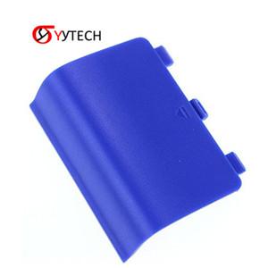 Syytech شحن مجاني ل xbox واحد لاسلكي تحكم استبدال إصلاح أجزاء بطارية قذيفة غطاء ل xbox one