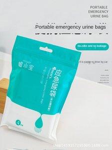 4pcs 700ml Notbewegliches Auto Urinbeutel Erbrochenem Taschen Mini mobile Toiletten Einweg handlich unisex Kinder mit im Freien Mini W. C.