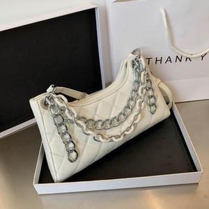 Olsitti Kette Diamant Design Kleiner Winter PU-Leder Umhängetaschen für Frauen 2020 Handtaschen Mode Crossbody Taschen