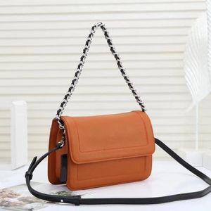 Women Quality Bag Fashion Leather Bag Flap Chains Grey Belt Shoulder Women Cross-Body Two Shoulder High Handbags Juan551806 Tihgx
